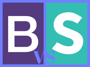 Bootstrap vs Semantic UI