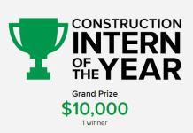 Construction Intern Awards Contest