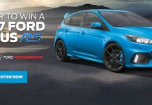 Ford Focus Sweepstakes Program