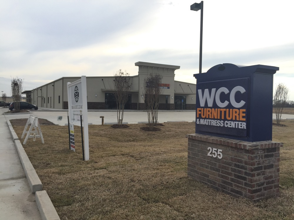 Wcc Furniture Moving Into New Space Developing Lafayette