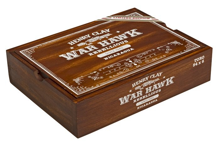 Cigar News: Henry Clay War Hawk Rebellious Limited Edition Announced