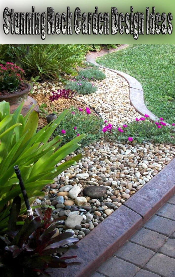 Quiet Corner Stunning Rock Garden Design Ideas Quiet Corner