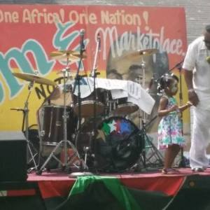 Juneteenth Jamming in Houston's 5th Ward with Archie Bell
