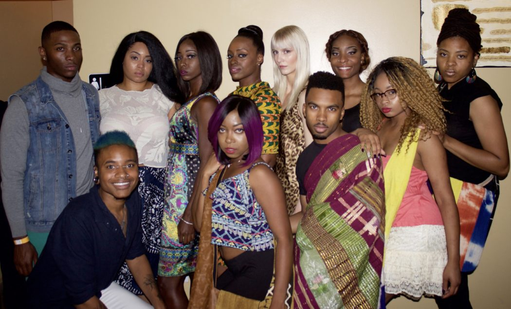 """Zenzele Consignment wows in """"Boutique to Runway Fashion Show""""!"""