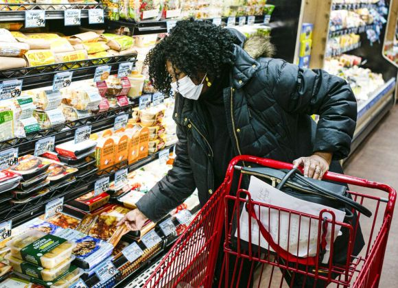 Tips for Grocery Shopping and Handling During a Pandemic