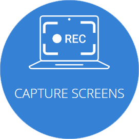 Capture Screens with Movavi