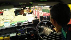 shenzhen taxi driver