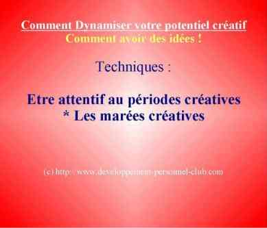 Comment dynamiser votre potentiel créatif