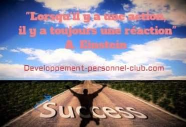 Loi de la réussite