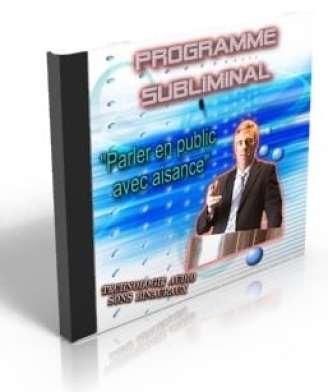 parler en public Subliminal