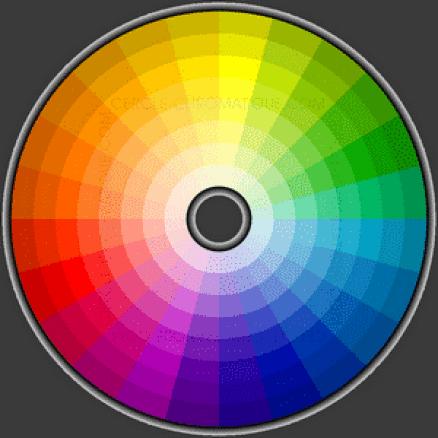 """couleurs Chromothérapie : """"Utilisez ces couleurs qui vous font du bien"""""""