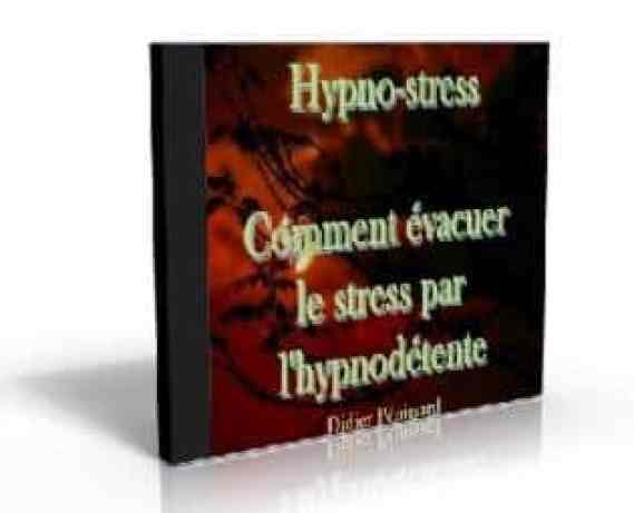 CD auto hypnose anti stress