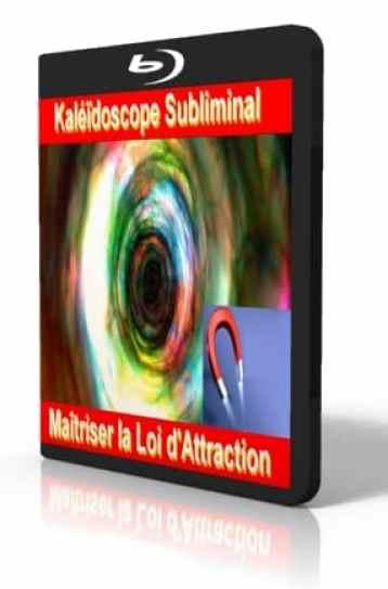 Maîtrisez la Loi d'Attraction par des images subliminales, attirer à vous vos pensées et vos désirs