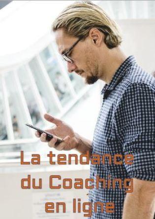 La tendance du coaching en ligne est forte progression dans le monde. gain de temps, freins psychologiques levés, et  la capacité de ester le coach expliquent cet engouement