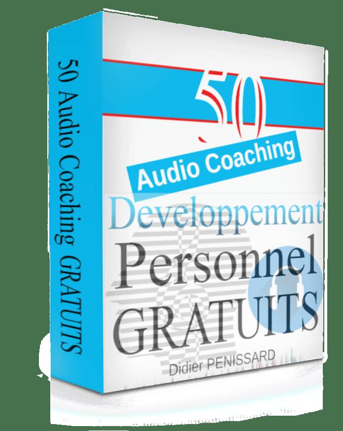 50 audio coaching gratuits en développement personnel