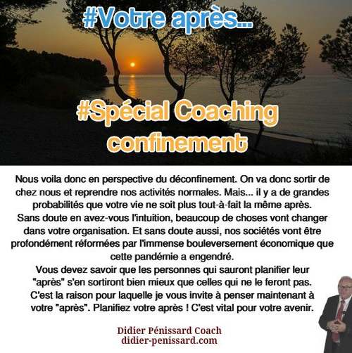 coaching confinement  jour 31