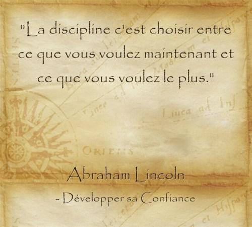 discipline-persévérer