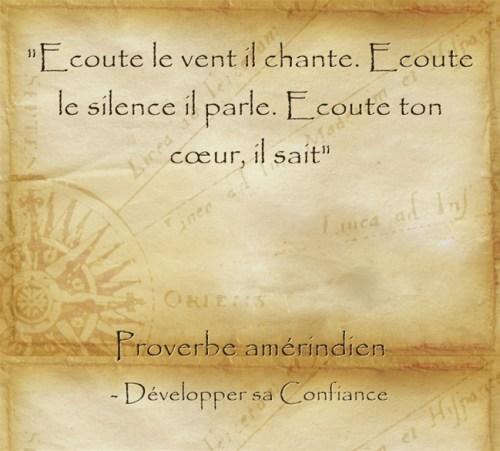 Proverbe confiance