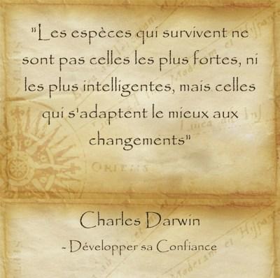 Darwin-évolution-espèces
