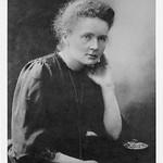 Photo Marie Curie scientifique