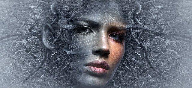 image symbolisant l'importance de contrôler ses pensées pour se forge un mental en béton