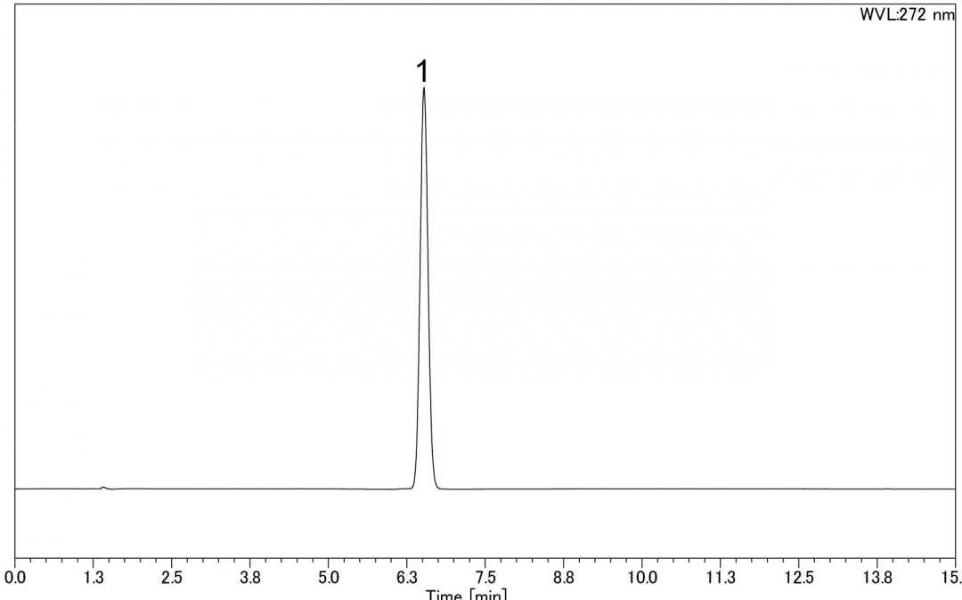 Analysis of Methyl Dimethyldithiocarbamate using HPLC-PDA