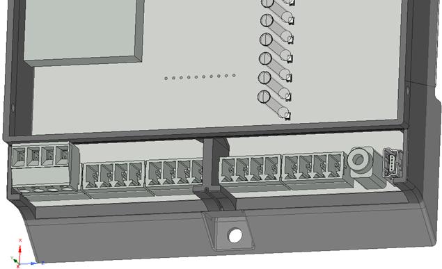 Création d'un composant KICAD avec logiciel 3D