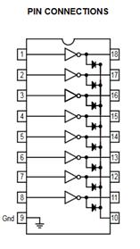 schéma uln2803