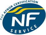 Logo AFNOR - Norme organisme linguistique