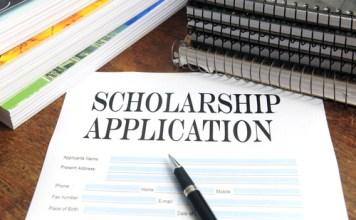 Document Scholarship Application