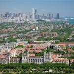 Campus de l'université de Chicago