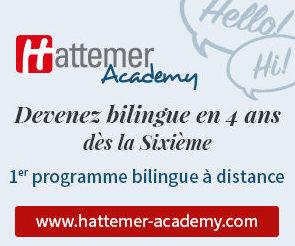 Devenez bilingue en 4 ans dès la sixième