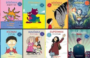 Ecole des loisirs, des livres en français pour les enfants