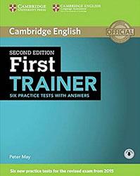 Livre à acheter pour préparer le Cambridge English FIRST (FCE)