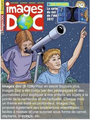 Images Doc, un magazine pour les 8-12 ans