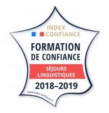 Logo de l'Index Confiance Séjours linguistiques