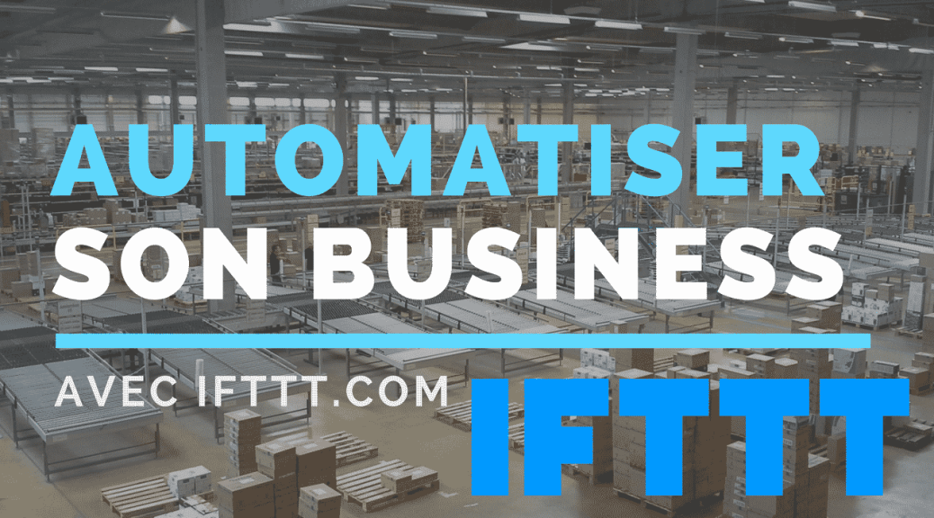 automatiser business internet