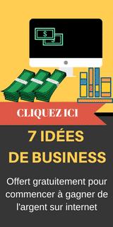 7 idées de business web
