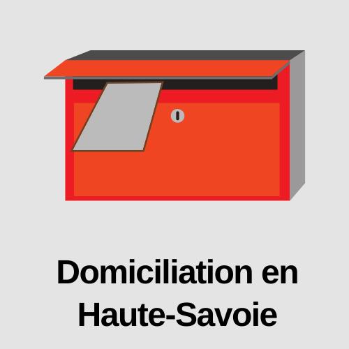 Domiciliation en Haute-Savoie