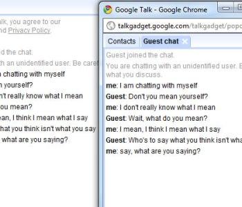 Google Talk Online is Working