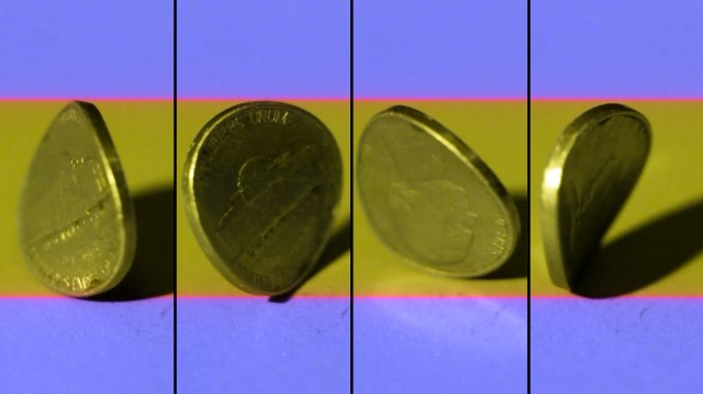 nickel spin