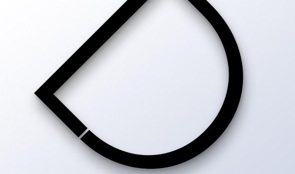 new deven james langston logo design