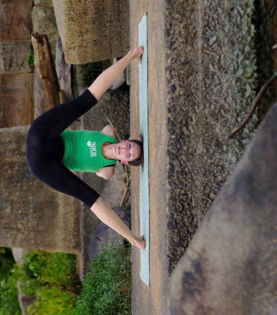 yoga at 31