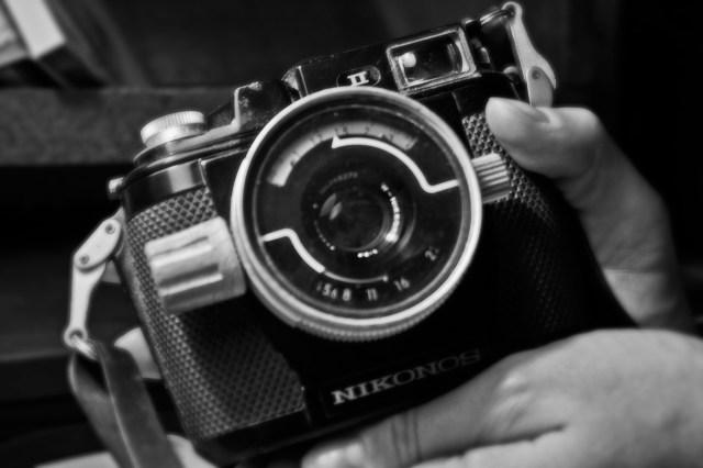 old ass camera