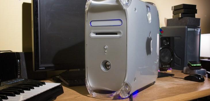 G4 quicksilver case mod windows 10 PC