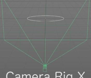 cinema 4d camera rig X free
