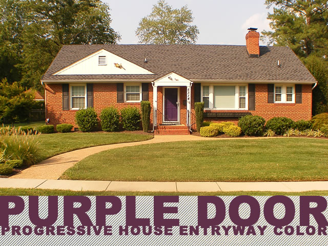 purple door deven james langston