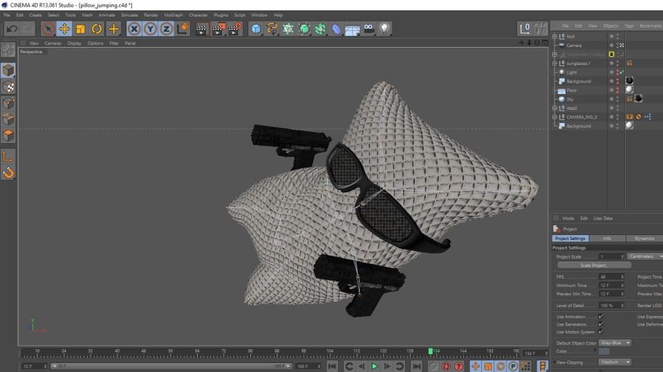 TruCool C4D Scene file preview