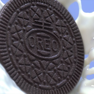oreo thins with milk