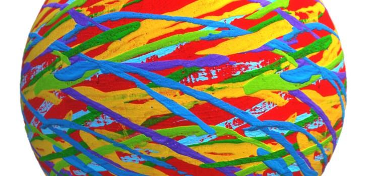 paint splatters texture preview
